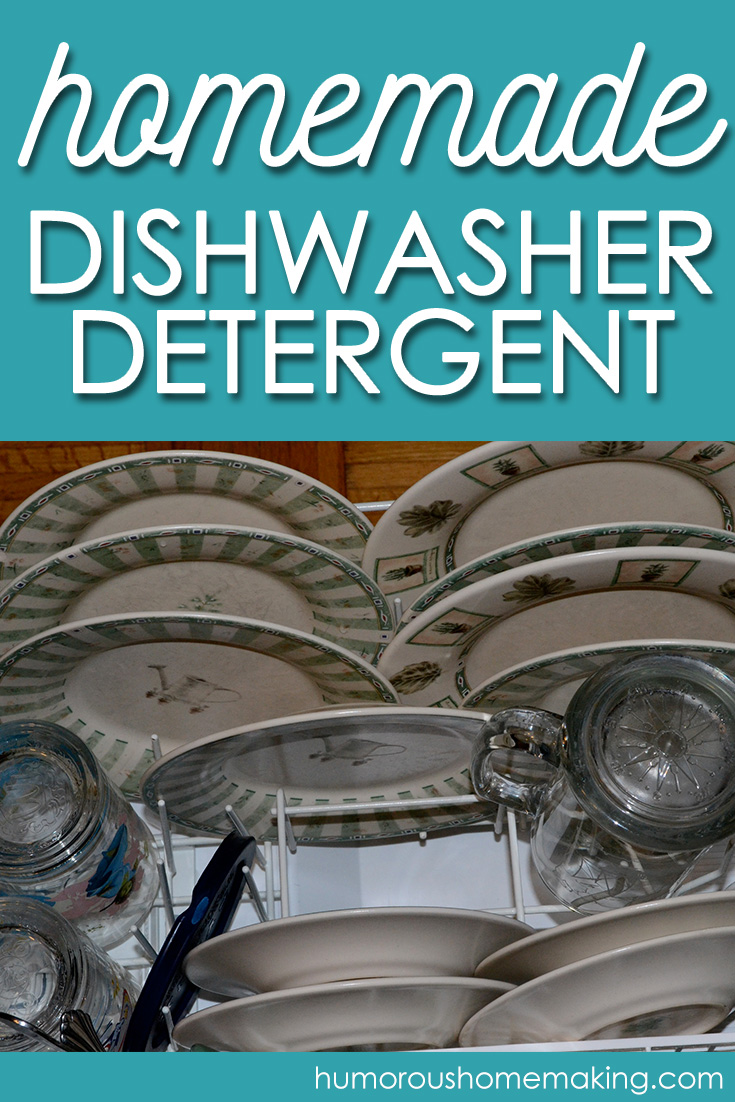 Homemade Dishwasher Detergents that have been tested by 'real' people! Great tips by others to troubleshoot the 'recipes.'