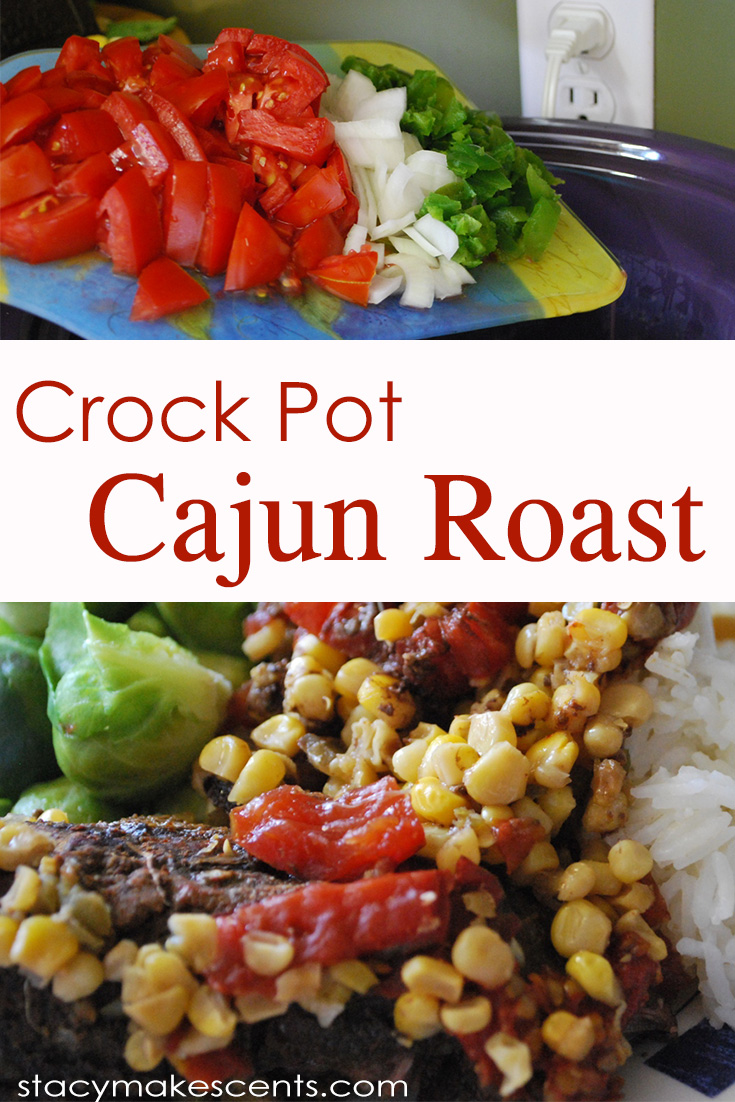 Crock Pot Cajun Roast. I've made this dish several times and I think I love it better every time I make it.