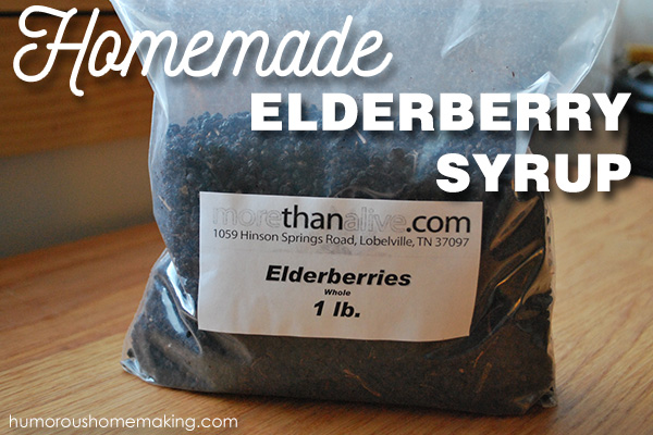 Super Easy Homemade Elderberry Syrup. Find out the amazing benefits of elderberries and how to make your own magic elderberry syrup here.