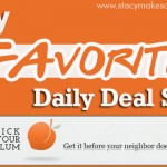 My Favorite Daily Deal Site: Pick Your Plum