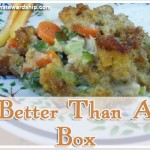 Better Than A Box – A Cookbook
