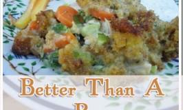 Better Than A Box – A Cookbook