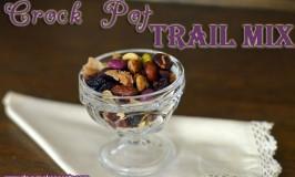Crock Pot Trail Mix