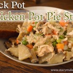 Crock Pot Chicken Pot Pie Stew