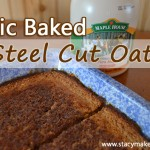 Basic Baked Steel Cut Oats