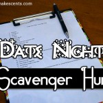 Frugal Date Night: Scavenger Hunt