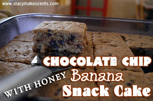 snack-cake-with-honey