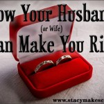 How Your Husband (or Wife) Can Make You Rich