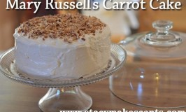 Mary Russell's Carrot Cake