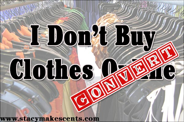 i don 39 t buy clothes online convert thrift stores humorous homemaking. Black Bedroom Furniture Sets. Home Design Ideas