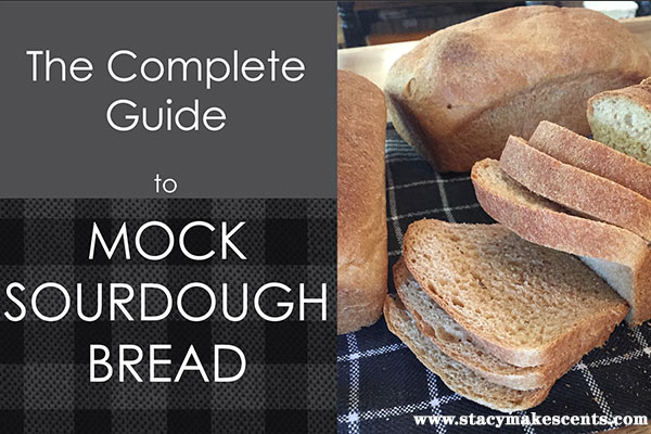 mock sourdough bread