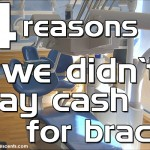 Four Reasons we Didn't Pay Cash Up Front for Braces