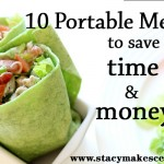 10 Portable Meals On-the-Go to Save Time and Money