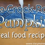 20 Crock Pot Pumpkin Real Food Recipes