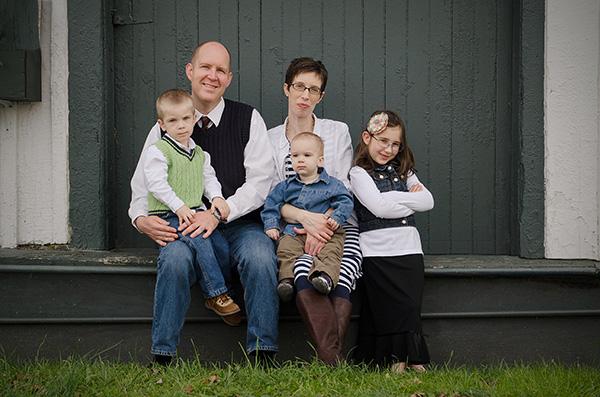Myers Family Photo