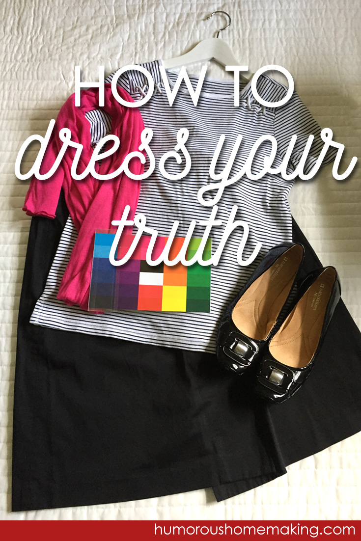 I wasted way too much money buying clothes that just didn't fit my style! I have now decided to embrace my bold style. I want you to learn how to dress your truth, too!
