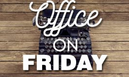 Office Day on Friday