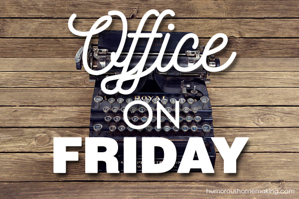 Office on Friday