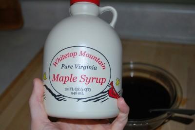 Mama's Homemade Syrup