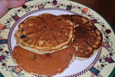 Blueberry Cheesecake Pancakes Recipes — Dishmaps