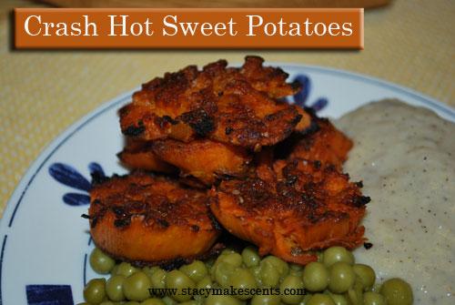 Crash Hot Potatoes Recipe — Dishmaps