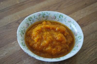 Crock Pot Butternut Applesauce