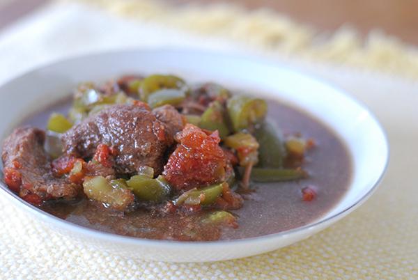 Jerked Beef Stew