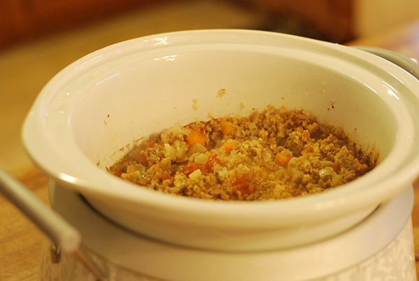 Creamy Turkey and Quinoa