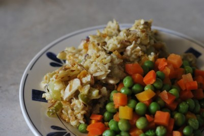 Crunchy Chicken Casserole - Humorous Homemaking