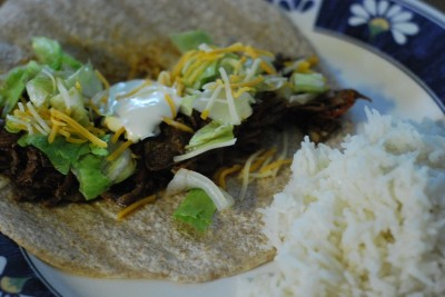 Crock Pot Beef Fajitas. The beauty of this fajita recipe is that you can use any cut of beef roast that you have.