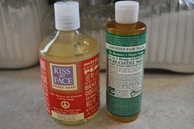castile soap all purpose cleaner recipe humorous homemaking. Black Bedroom Furniture Sets. Home Design Ideas