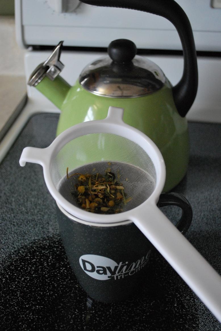 how to make tea from loose tea
