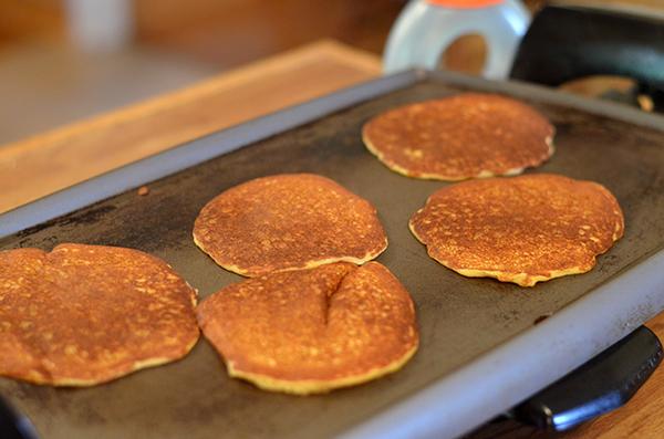 Tropical Pancakes - GF