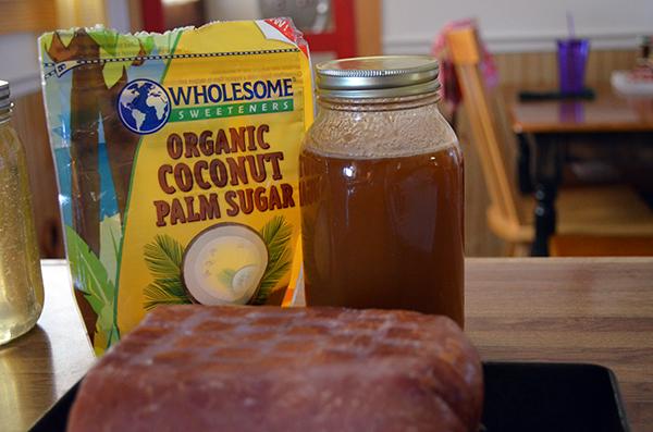 Crock Pot Honey Ham