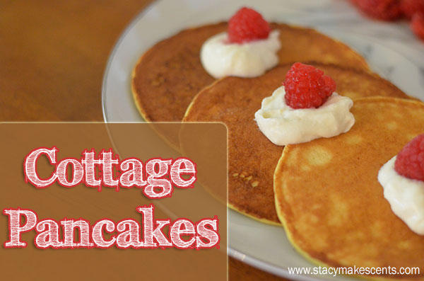 Cottage Pancakes. These grain free pancakes use almond flour and ...
