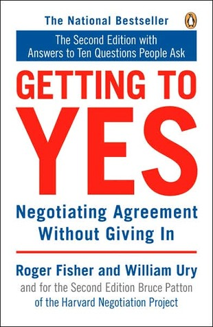 getting to yes book